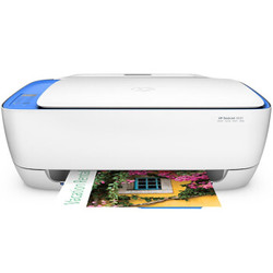 惠普(HP)DJ 3638 无线QQ 学生一体机  照片打印/复印/扫描