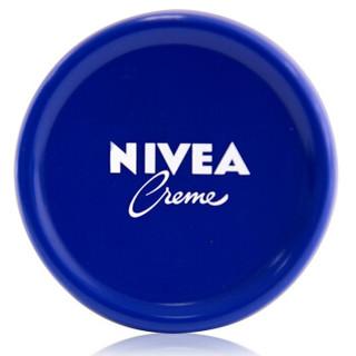 NIVEA 妮维雅 经典蓝罐润肤霜