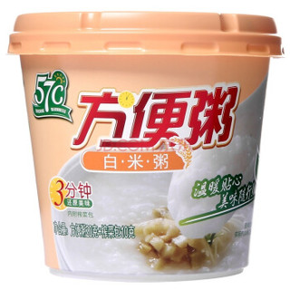 57°C 方便粥 白米粥 30g