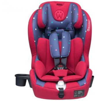 Welldon 惠尔顿 酷睿宝 PG07-TT 儿童汽车安全座椅 9个月-12岁