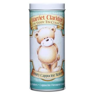 Harriet Claridge 哈里特 小熊威化 咖啡味100g