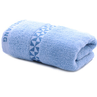 永亮 毛巾 33*73cm 蓝色