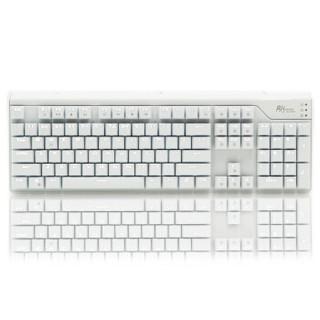 ROYAL KLUDGE RG928 机械键盘 白光 茶轴