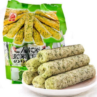 北田 蒟蒻糙米卷(海苔口味)160g