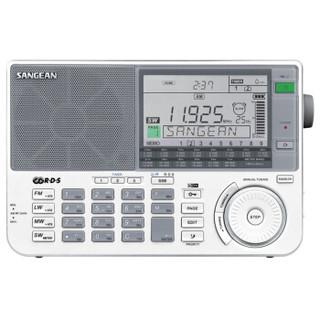 山进(SANGEAN)ATS-909X 全波段专业数调收音机