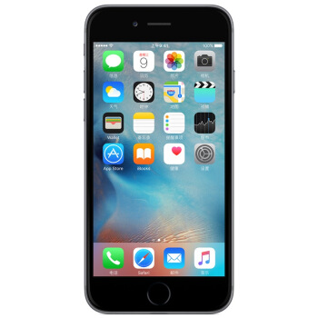Apple 蘋果 iPhone 6  全網通手機 128GB 深空灰色