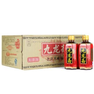 九龙斋老北京酸梅汤 400ml*24瓶 整箱装饮料 北京老字号 *4件