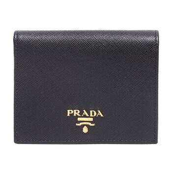 PRADA 普拉达 1MV204 QWA F0002 女士短款钱包
