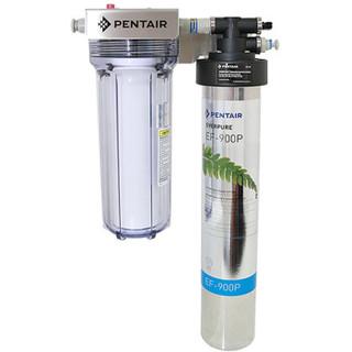 EVERPURE 爱惠浦 EF-900P 升级版 家用净水器 银白