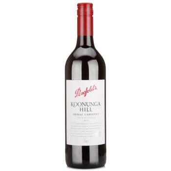 Penfolds 奔富 蔻兰山设拉子赤霞珠红葡萄酒 (750ml、瓶装)