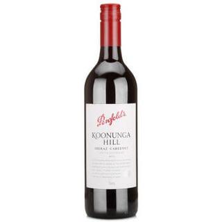 奔富(Penfolds )蔻兰山设拉子赤霞珠红葡萄酒 750ml  澳大利亚进口红酒