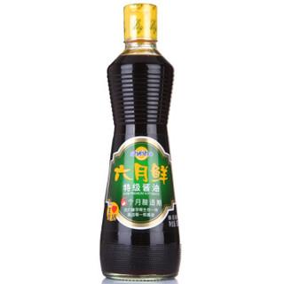欣和 六月鲜 特级酱油 500ml