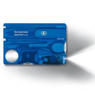 VICTORINOX 维氏 0.7322.T2 瑞士军刀卡
