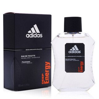 adidas 阿迪达斯 男士能量运动型香水 100ml