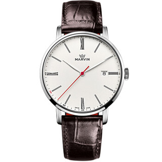 MARVIN 摩纹 原点系列 M025.13.29.78 男士时装腕表