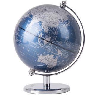 deli 得力 2161 中号 20CM规格 世界地球仪摆件