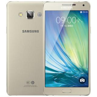 SAMSUNG 三星 Galaxy A7 全网通智能手机 2GB 16GB 魔幻金