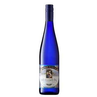Blaue Quelle 圣母之泉 半甜白葡萄酒750ml *3件