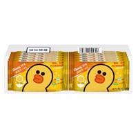 舒洁(Kleenex)儿童湿厕纸 18抽 10包装 可搭配卷纸使用