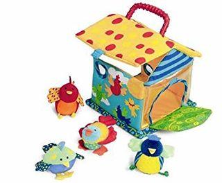 Manhattan Toy 曼哈顿玩具 小鸟之家玩具