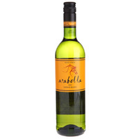 arabella 艾拉贝拉 白诗南干白葡萄酒 (750ml*3)