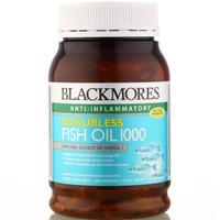 BLACKMORES 澳佳宝 无腥味深海鱼油 200粒