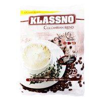 Klassno 卡司诺 2合1咖啡无蔗糖 375g