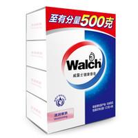 凑单品有券可考虑Walch 威露士 健康香皂 滋润嫩肤 125g4块