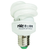 nvc-lighting 雷士照明 节能灯 E27大口螺旋 15W  日光色