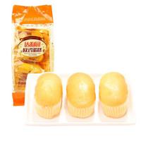 达利园 欧式蛋糕 香橙味 225g *19件
