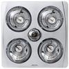 AUPU 奥普 FDP310A 灯暖型吸顶式浴霸 银色