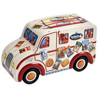 Jacobsens 杰克布森 小车盒装巧克力曲奇饼干150g