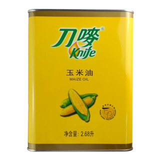 Knife 刀唛 玉米油 2.68L