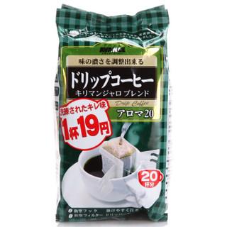 国太楼 滤挂式香醇咖啡 160g