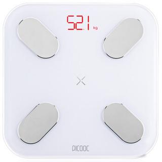 PICOOC 有品 MINI 电池款 体脂秤 白色