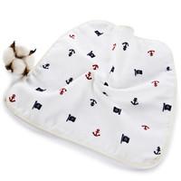 SANLI 三利 婴幼儿口水巾 5条装 20×20cm