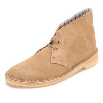Clarks Originals Desert Boot 男款沙漠靴 Black Suede US 6.5