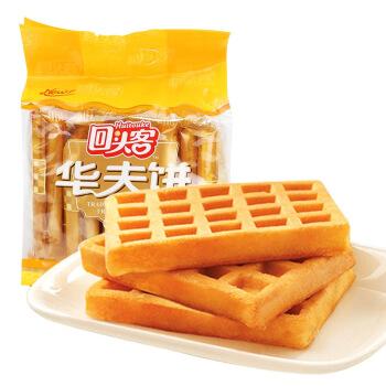 回头客 原味华夫饼 120g
