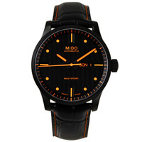 MIDO 美度 舵手系列 M005.430.36.051.80 男士自动机械手表 皮带 防水