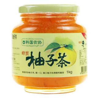 KOREA NONGHYUP 韩国农协 蜂蜜柚子茶 1kg