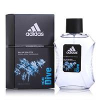 adidas 阿迪达斯 冰点香水 EDT 100ml *2件