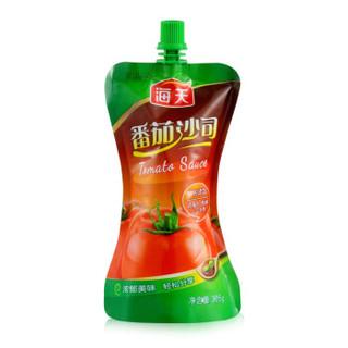 海天 番茄沙司袋装 305g
