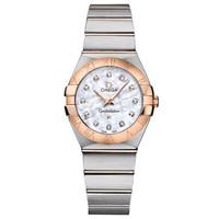 OMEGA 欧米茄 Constellation 星座系列 123.20.27.60.55.001 女士时尚手表