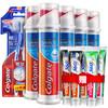 Colgate 高露洁 直立式牙膏牙刷套装(直立式*5+牙刷*2  送小牙膏*5) 98元