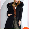 波司登2018冬季新款鸭绒女士修身羽绒服长款厚款外套潮B80141010 1709元