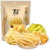 一品巷子 休闲零食膨化食品小吃 美式薯条5种口味100g/袋 零食大礼包原切薯条 *19件 83.3元(合4.38元/件)
