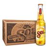 苏尔(SOL)啤酒  330*24瓶 整箱装(可199-100) 159元