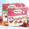 Häagen·Dazs 哈根达斯 冰淇淋 87g*4杯 礼盒装 *2件 159元包邮(需用券)