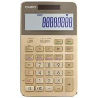 CASIO 卡西欧 S200 臻品砺金 高端礼品计算器