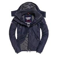 Superdry 极度干燥 SM50008ZNF3 男士防风棉外套